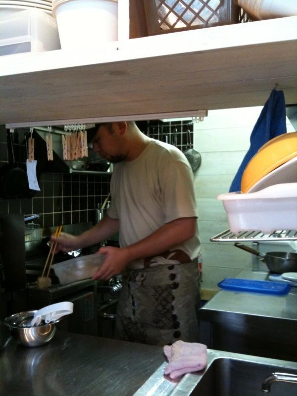 ohana-kitchenに行ってきました。