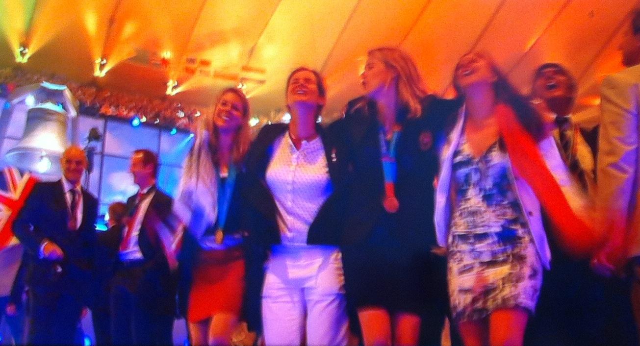 2012 ロンドン五輪 開会式「退屈な貴族の戯れ」