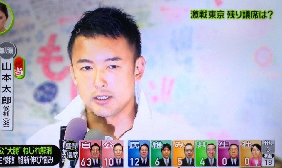 2013参議院選挙